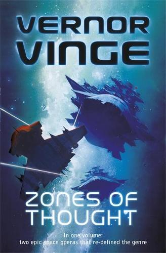 Zones of Thought: A Fire Upon the Deep, A Deepness in the Sky (Paperback)