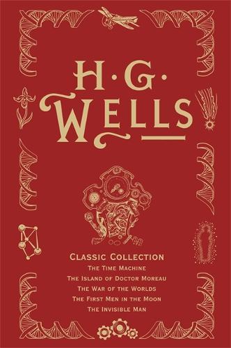 HG Wells Classic Collection (Hardback)
