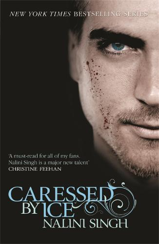 Caressed by Ice: Book 3 - The Psy-Changeling Series (Paperback)