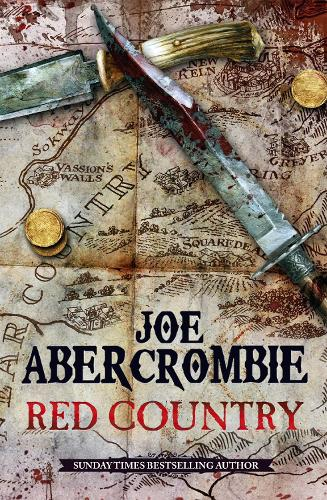 Red Country - World of the First Law (Paperback)