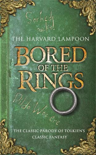 Bored Of The Rings (Hardback)