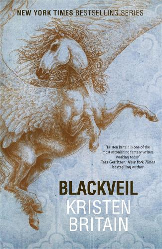 Blackveil: Book Four - Green Rider (Paperback)