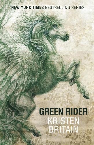 Green Rider: Book One - Green Rider (Paperback)
