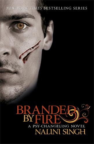 Branded by Fire: Book 6 - The Psy-Changeling Series (Paperback)