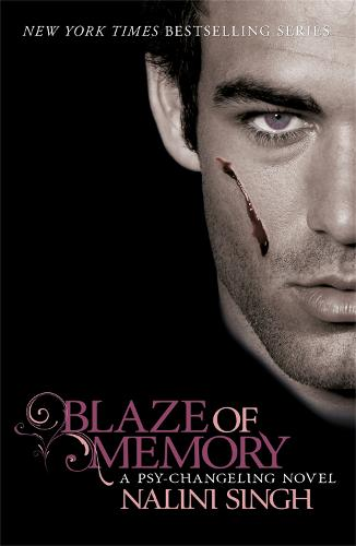 Blaze of Memory: Book 7 - The Psy-Changeling Series (Paperback)