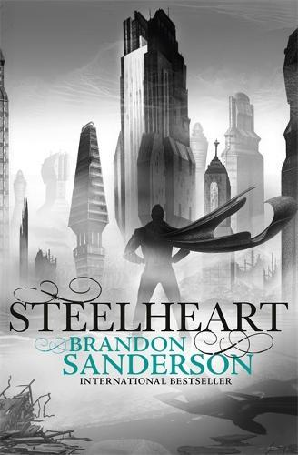 Steelheart (Paperback)