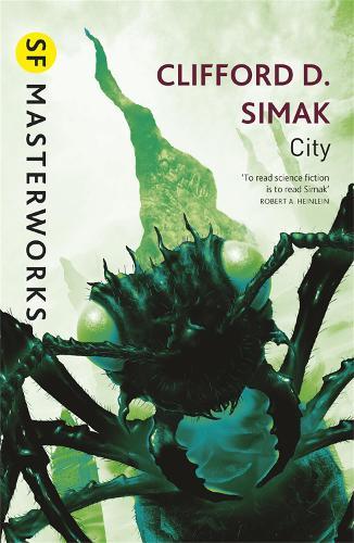City - S.F. Masterworks (Paperback)