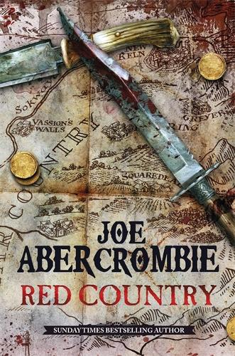 Red Country (Paperback)