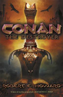 Conan the Destroyer (Paperback)