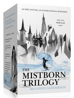 Mistborn Trilogy: The Final Empire, The Well of Ascension, The Hero of Ages - Mistborn (Paperback)