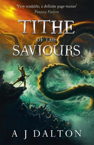 Tithe of the Saviours (Paperback)