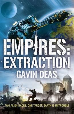 Empires: Extraction (Hardback)
