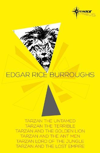Tarzan the Untamed and Other Tales (Hardback)