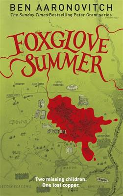 Foxglove Summer: The Fifth PC Grant Mystery - PC Grant (Hardback)