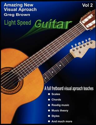 Light Speed Guitar Vol. 2 (Paperback)