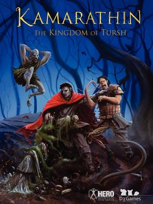 Kamarathin: Kingdom of Tursh (Paperback)