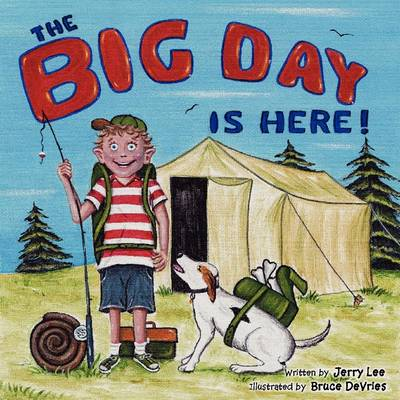 The Big Day Is Here! (Paperback)