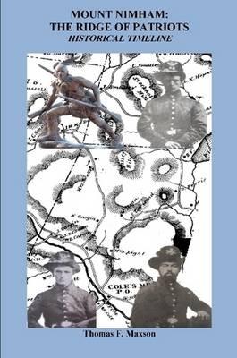 Mount Nimham: The Ridge of Patriots (Paperback)