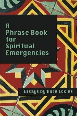 A Phrasebook for Spiritual Emergencies: Essays (Paperback)