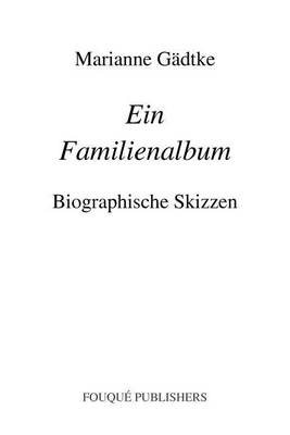 Ein Familienalbum (Paperback)