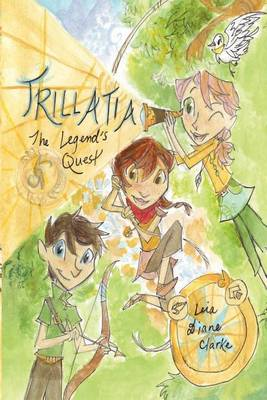 Trillatia: The Legend's Quest (Paperback)