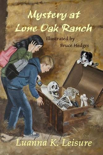 Mystery at Lone Oak Ranch (Paperback)