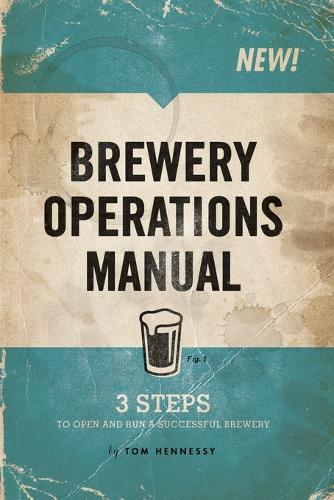 Brewery Operations Manual (Paperback)