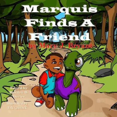 Marquis Finds a Friend (Paperback)