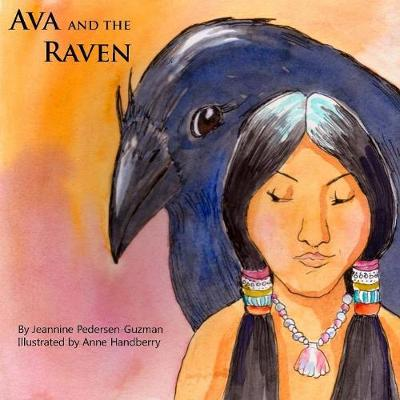 Ava and the Raven (Paperback)