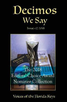 Decimos - We Say: Editors' Choice Award 2018 (Paperback)