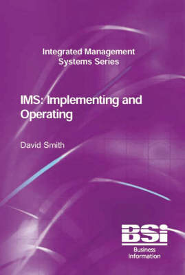 IMS: Implementing and Operating (Spiral bound)