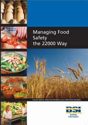 Managing Food Safety the 22000 Way (Paperback)