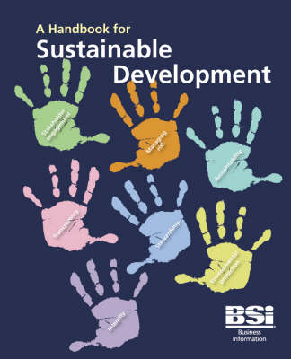 A Handbook for Sustainable Development (Paperback)