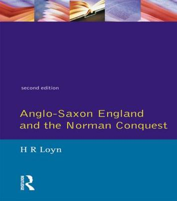 Anglo Saxon England and the Norman Conquest - Social and Economic History of England (Paperback)