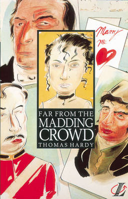 Far from the Madding Crowd - New Longman Literature (Paperback)