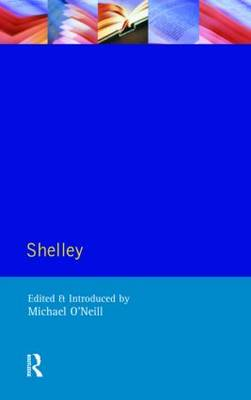 Shelley - Longman Critical Readers (Paperback)