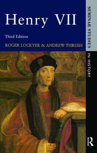 Henry VII - Seminar Studies In History (Paperback)