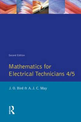 Mathematics for Electrical Technicians 4/5 (Paperback)