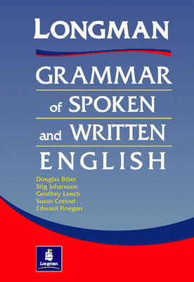 Longman Grammar Spoken & Written English Cased - Grammar Reference (Hardback)