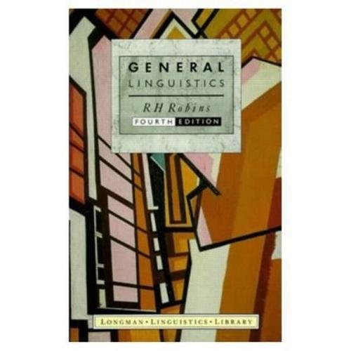 General Linguistics - Longman Linguistics Library (Paperback)