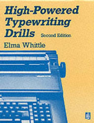 High-Powered Typing (Paperback)