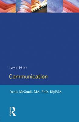 Communications - Aspects of Modern Sociology (Paperback)
