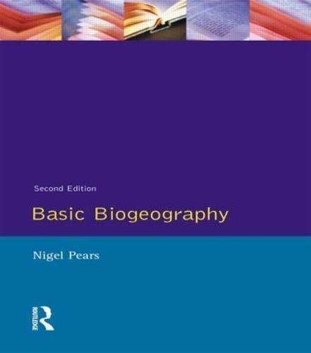 Basic Biogeography (Paperback)