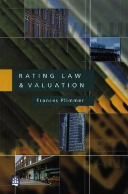 Rating Law and Valuation (Paperback)