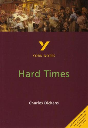 Hard Times - York Notes (Paperback)