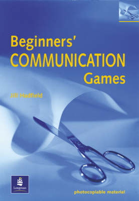 Beginners' Communication Games - Methodology Games (Spiral bound)