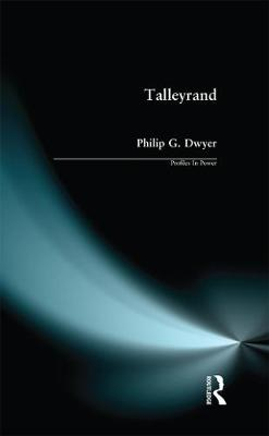 Talleyrand - Profiles In Power (Paperback)
