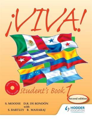Viva Student's Book 1 with Audio CD
