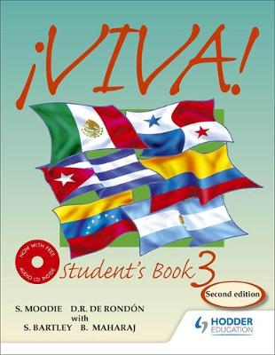 Viva Student's Book 3 with Audio CD