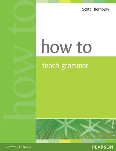 How to Teach Grammar - How To (Paperback)